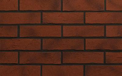 fasadinės plytelės, sendintos plytos imitacija