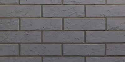 pilkos fasado plytelės, lankstus klinkeris