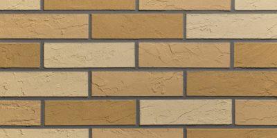 fasadines plytelės, lankstus klinkeris Izoflex