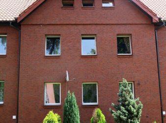Izoflex fasado plytelės, Sena Plytas spalva 105 14
