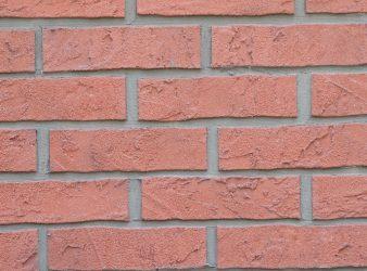 Izoflex fasado plytelės, Sena Plytas spalva 105 16