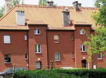 Izoflex fasado plytelės, Sena Plytas spalva 105 4