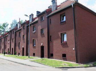 Izoflex fasado plytelės, Sena Plytas spalva 105 5
