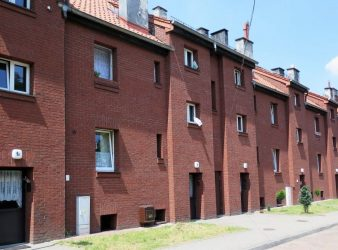 Izoflex fasado plytelės, Sena Plytas spalva 105 9