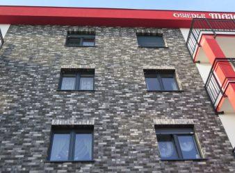 fasado plytelės, spalva Mix Dalmantin 10