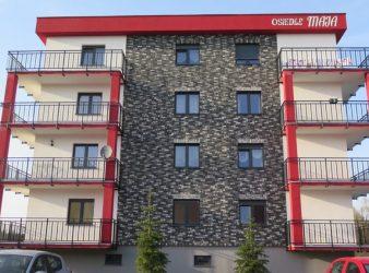 fasado plytelės, spalva Mix Dalmantin 3