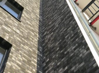 fasado plytelės, spalva Mix Dalmantin 8