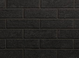 juodas klinkeris, juodos fasadinės plytelės