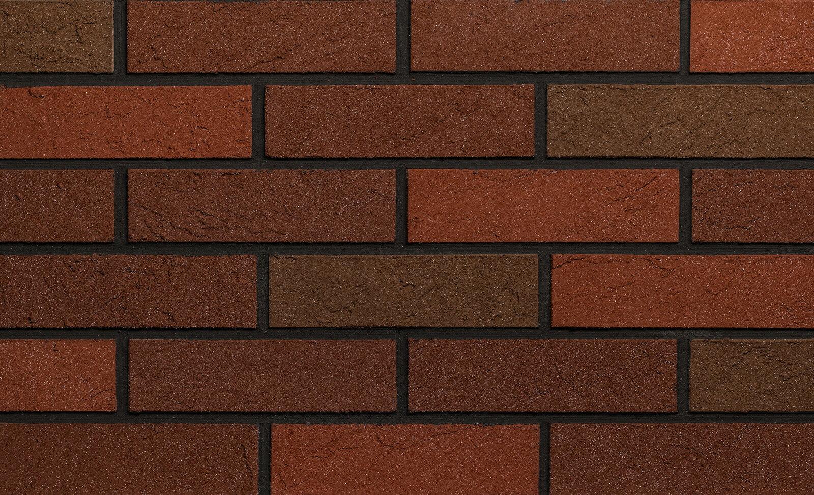 lanksčios fasadinės plytelės, rudas klinkeris