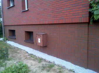 Izoflex fasado plytelės, Akmens mozaika