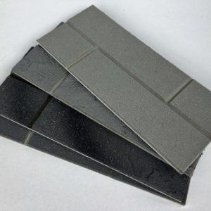 Izoflex lanksčios plytelės pavyzdys
