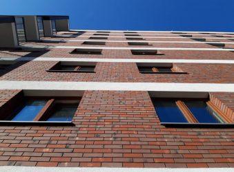 klinkerio fasadas